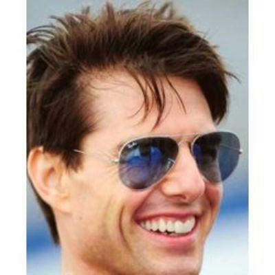 Blue Color Aviator Type Attractive Goggles Sunglasses