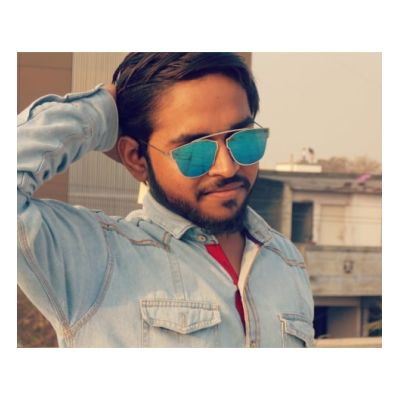 Blue Color Kohli Style Fancy Goggles Sunglasses