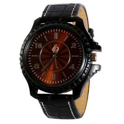 LUBHNA   LD-Brown  Sports Watch - For Men