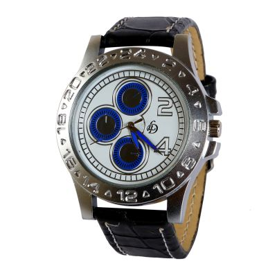 LUBHNA  LD-White  Sports Watch - For Men