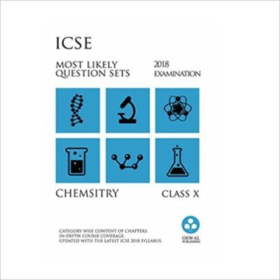 ICSE MOST LIKELY CHEMISTRY