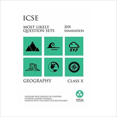 ICSE MOST LIKELY GEOGRAPHY