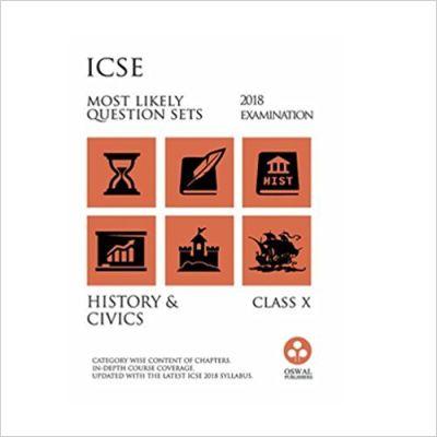ICSE MOST LIKELY HISTORY & CIVICS