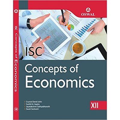 ISC CONCEPTS OF ECONOMICS Class XII