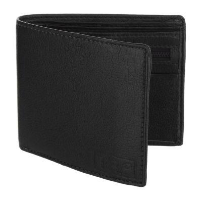 Dussledorf Banner Black Men's Wallet (BAN-01)