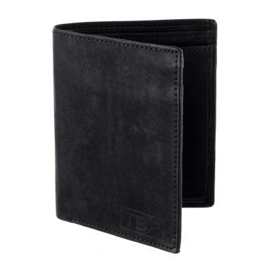 Dussledorf Alma Black Men's Wallet (ALM-01)