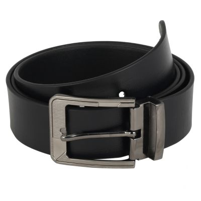 Dussledorf Genuine Leather taxture Pattern Belt With Removable Buckle For Men's (LIZ-0801)