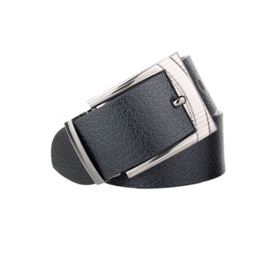 Dussledorf Genuine Leather taxture Pattern Belt With Removable Buckle For Men's (BRU-0801)