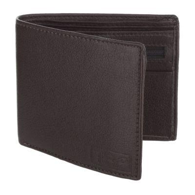 Dussledorf Banner Brown Men's Wallet (BAN-02)
