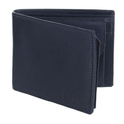 The Blue Pink Blue Men's Wallet (VAN-07)