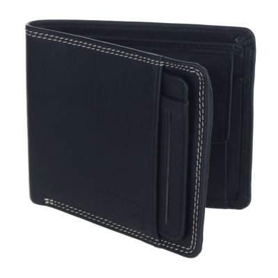 Dussledorf Genuine Leather Wallet for Men - Excellent Credit Card Protector – 6 Card Slots with #1 Grade Napa Genuine Leather