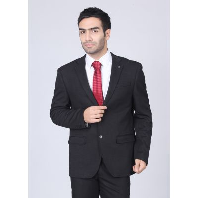 Blackberrys Solid Formal Men's Blazer