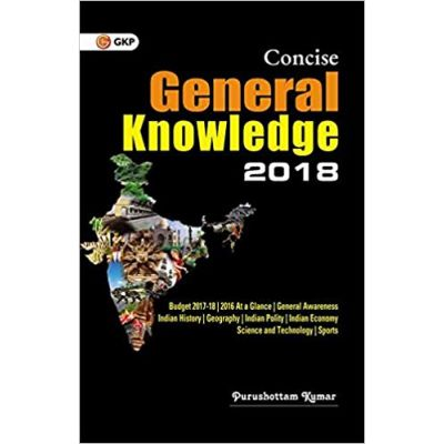 Concise General Knowledge 2018