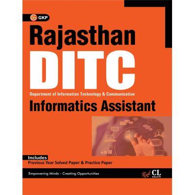 Guide to (DITC) Deptt. of Information Technology: Rajasthan Govt.