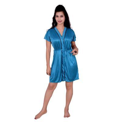 Kismat Fashion Tarq Short Robe