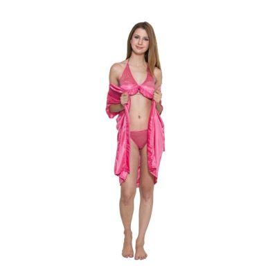 Kismat Fashion Pink 3 PC Sets