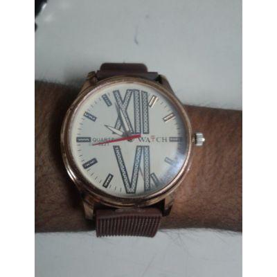 Stylish Quartz 0222 Watch