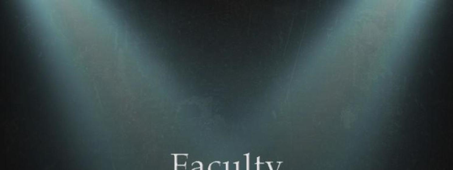 Faculty spotlight on stage