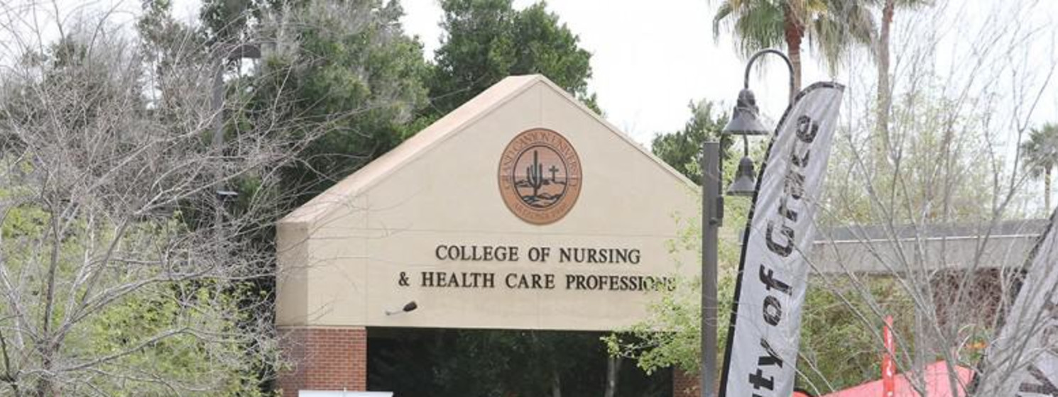 GCU building of the college of nursing and health care professions