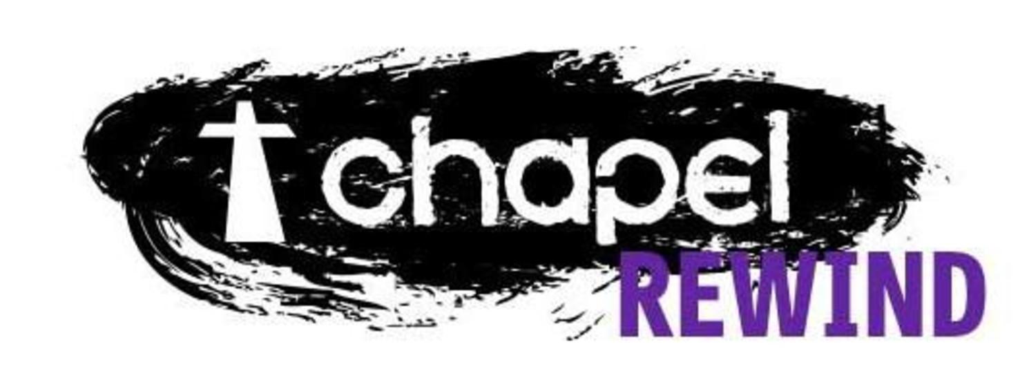 GCU Chapel Rewind Logo