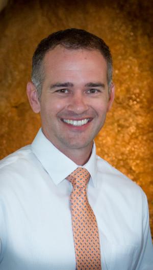 Dr. Ed Slover headshot