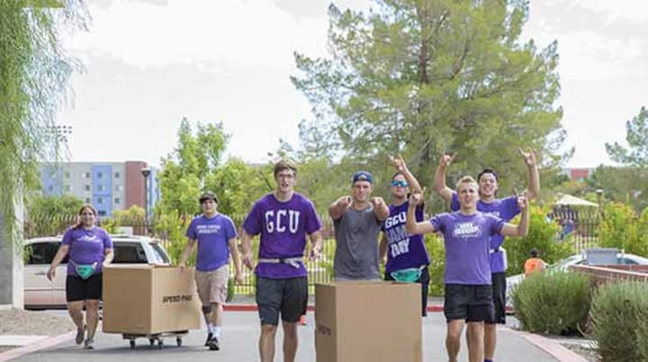 Grand Canyon University Transfer Center and Guides | GCU