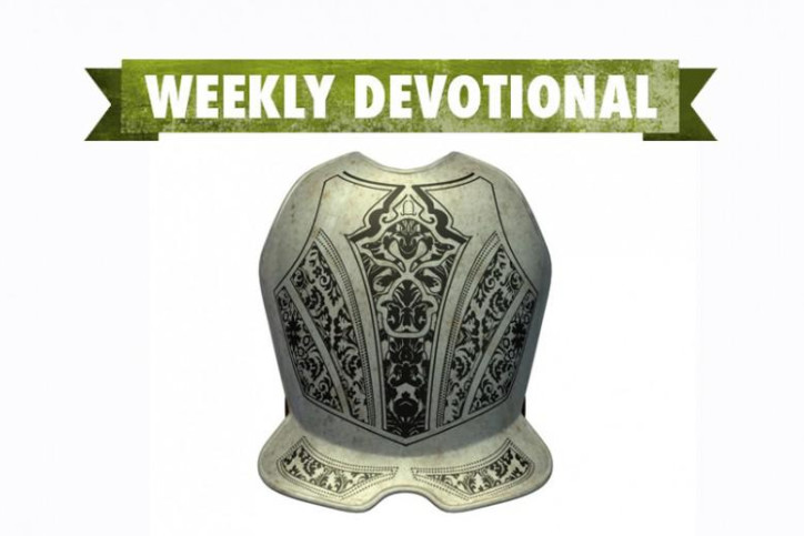 Weekly Devotional The Armor Of God Breastplate Of Righteousness