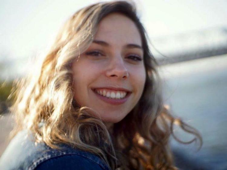 GCU senior Tiffany Hansen