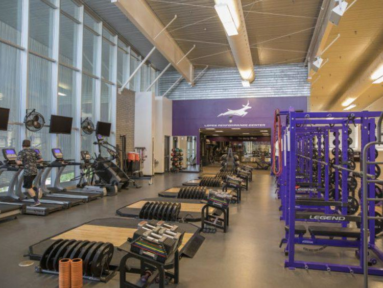 one of GCU's State-of-the-Art Club Sports Facilities