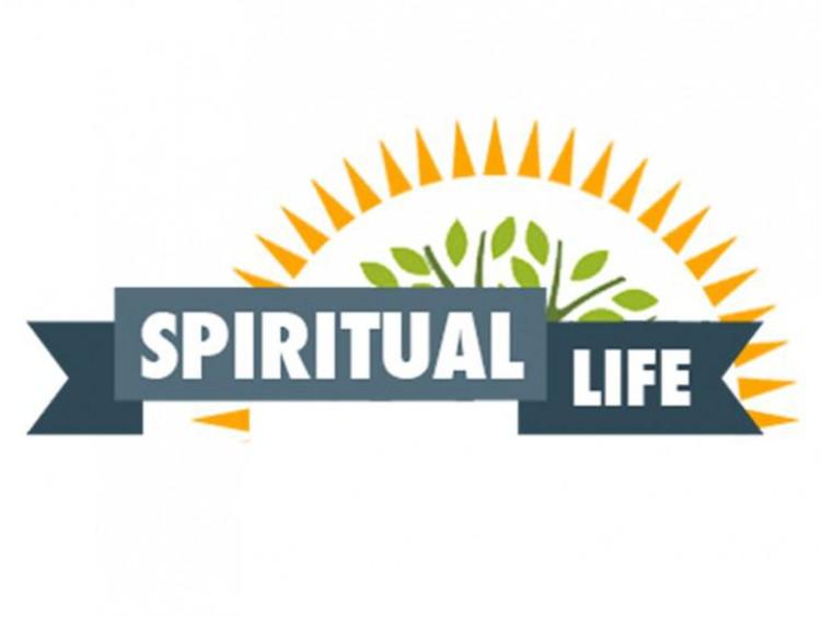 spiritual life and a sun