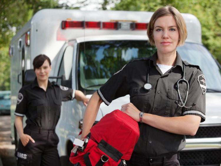ambulance team