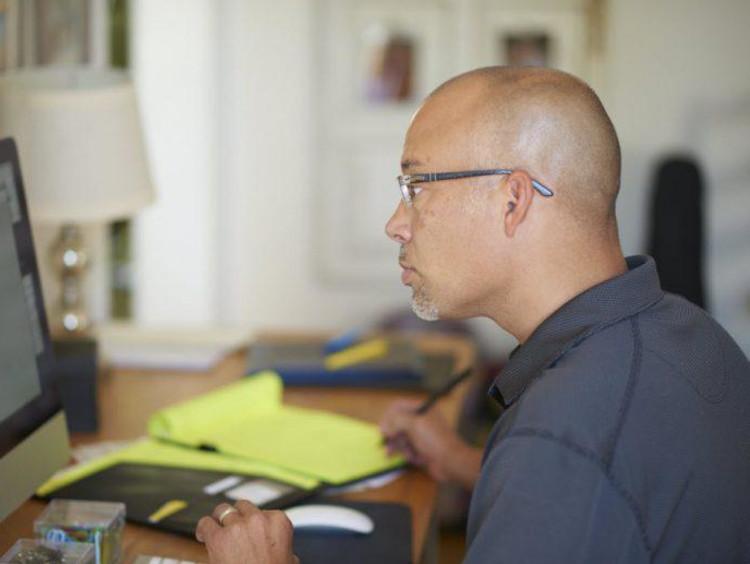 Older male reviews MSL program requirements