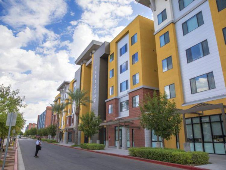 GCU campus apartments