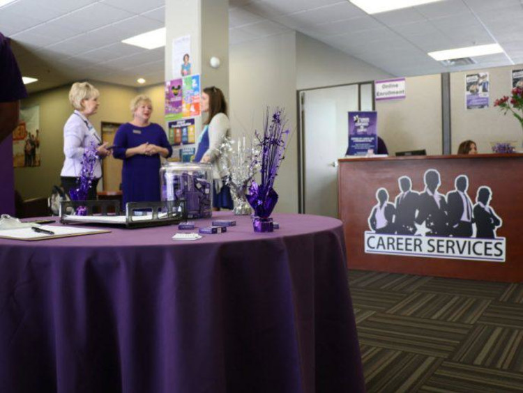 GCU career services office