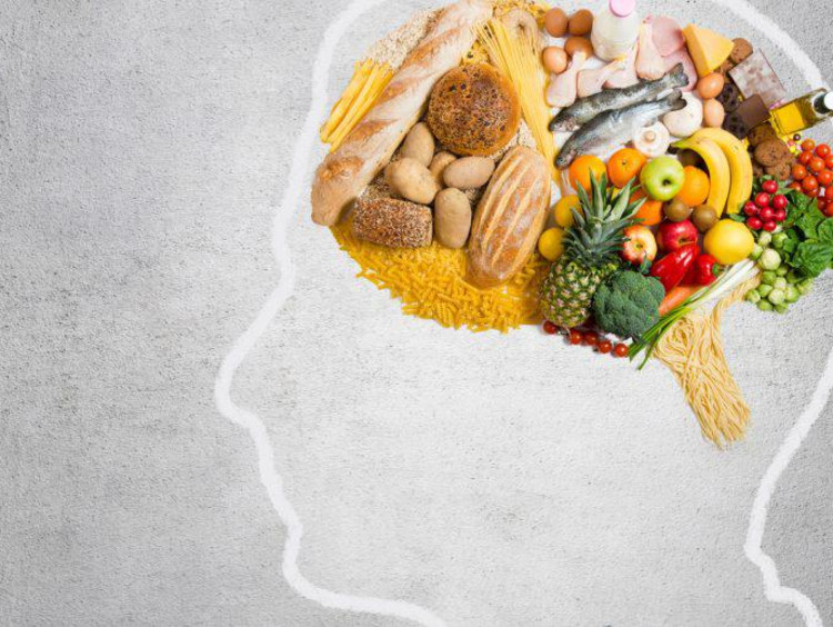 food in the shape of a brain