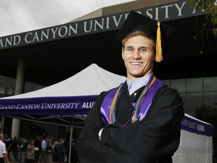 Young Adult at Graduation