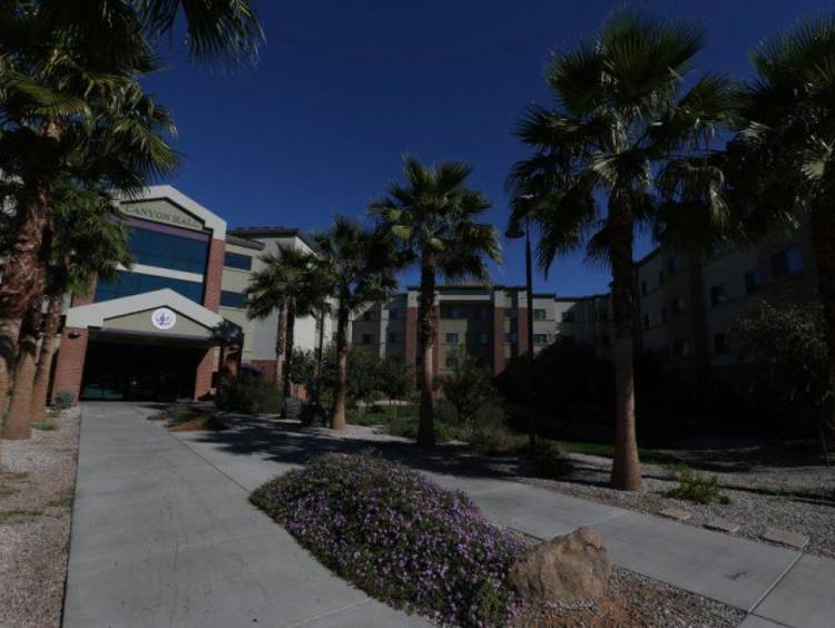 GCU's campus