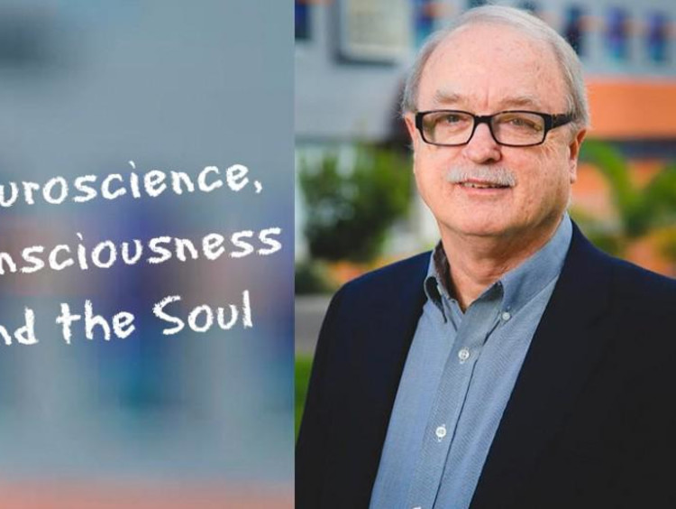 """Dr. JP Moreland and title of """"Neuroscience, Consciousness and the Soul"""""""