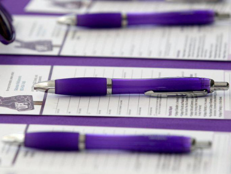 GCU pens on top of college applications