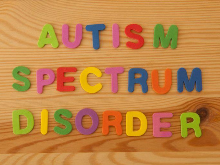 autism spectrum disorder letters