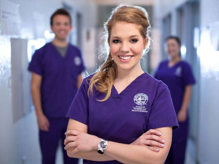 GCU nurses