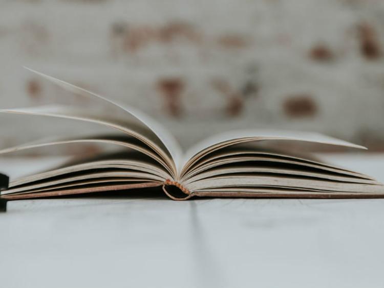 An open history book