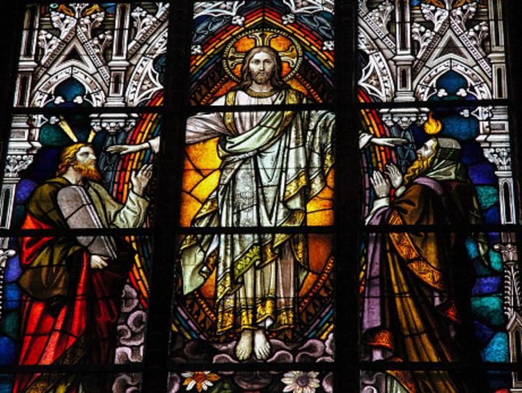 Old Testament Prophets with Jesus
