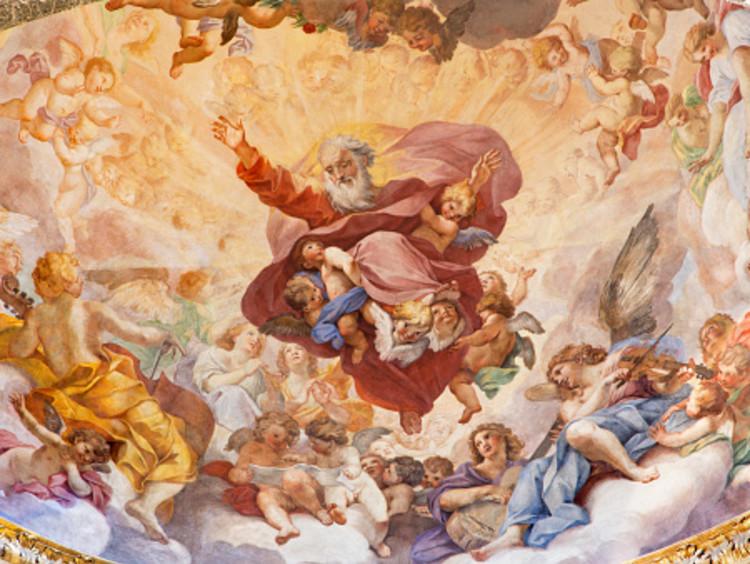 The Kingdom of God Fresco