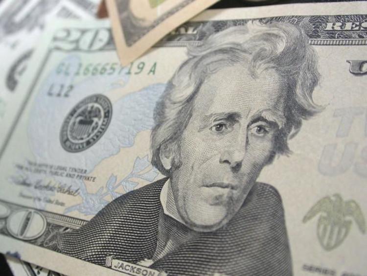 twenty-dollar bill