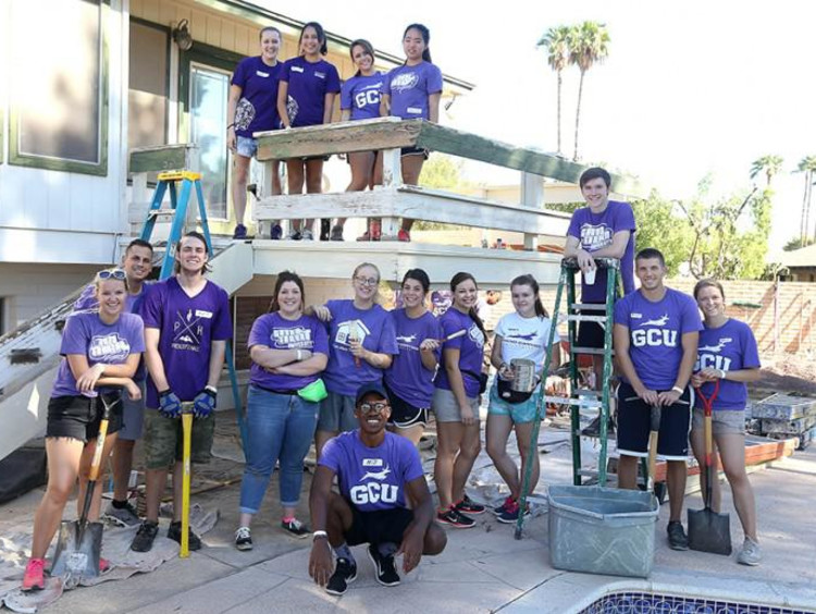 GCU Volunteering