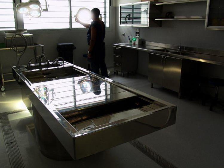 GCU Cadaver Lab