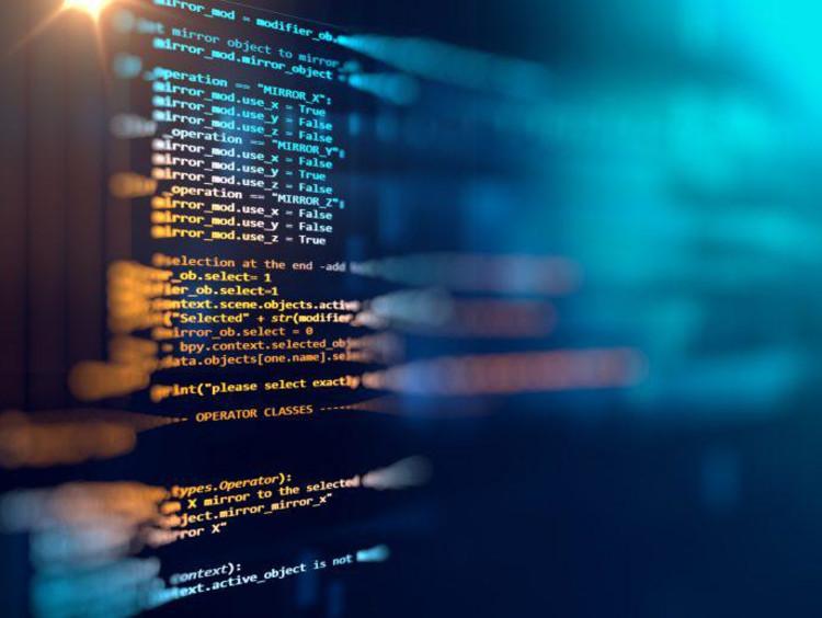 image of coding