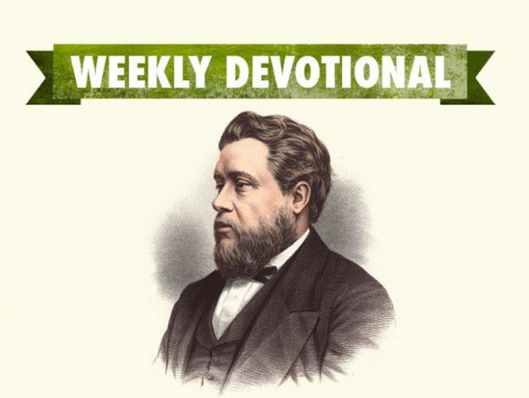 <span>Weekly Devotional: Summer Series- Charles Spurgeon on the Will of God</span>