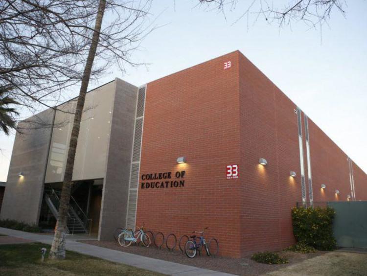 GCU college of education building